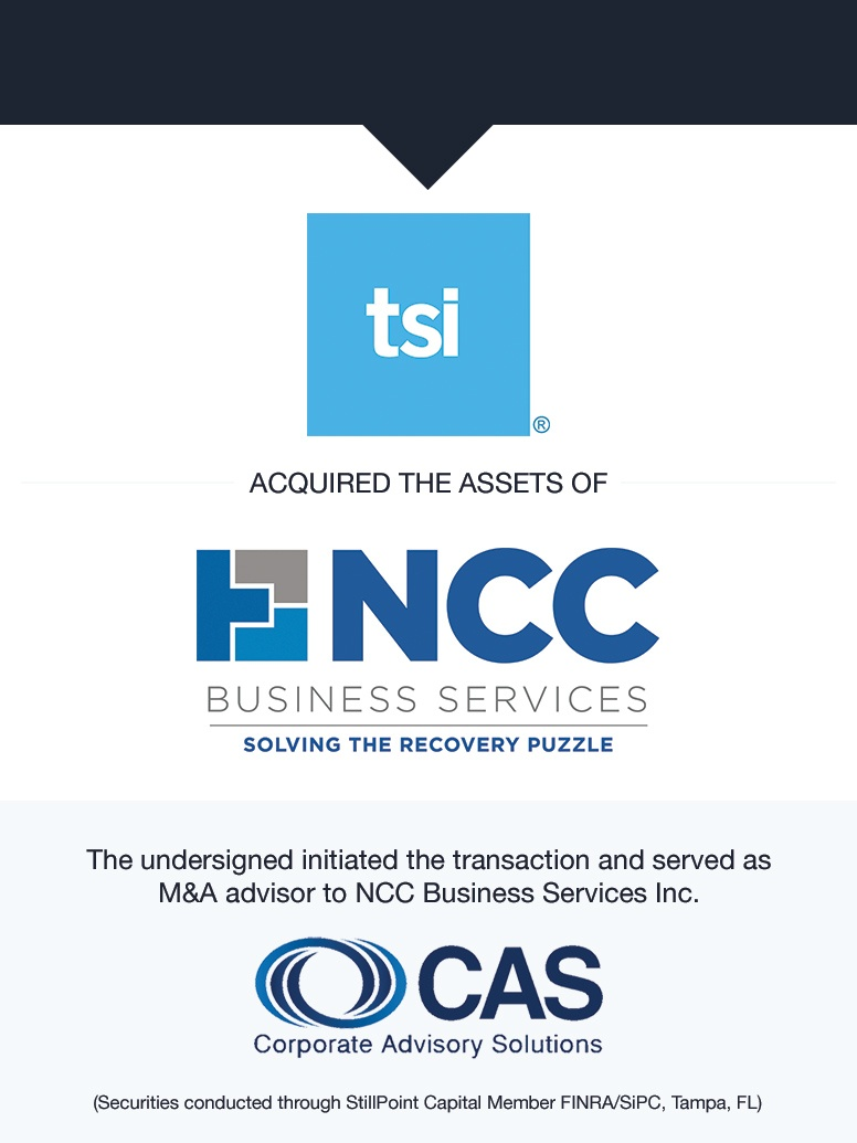 Testimonials | Outsourced Business Services | PA & MD | CAS
